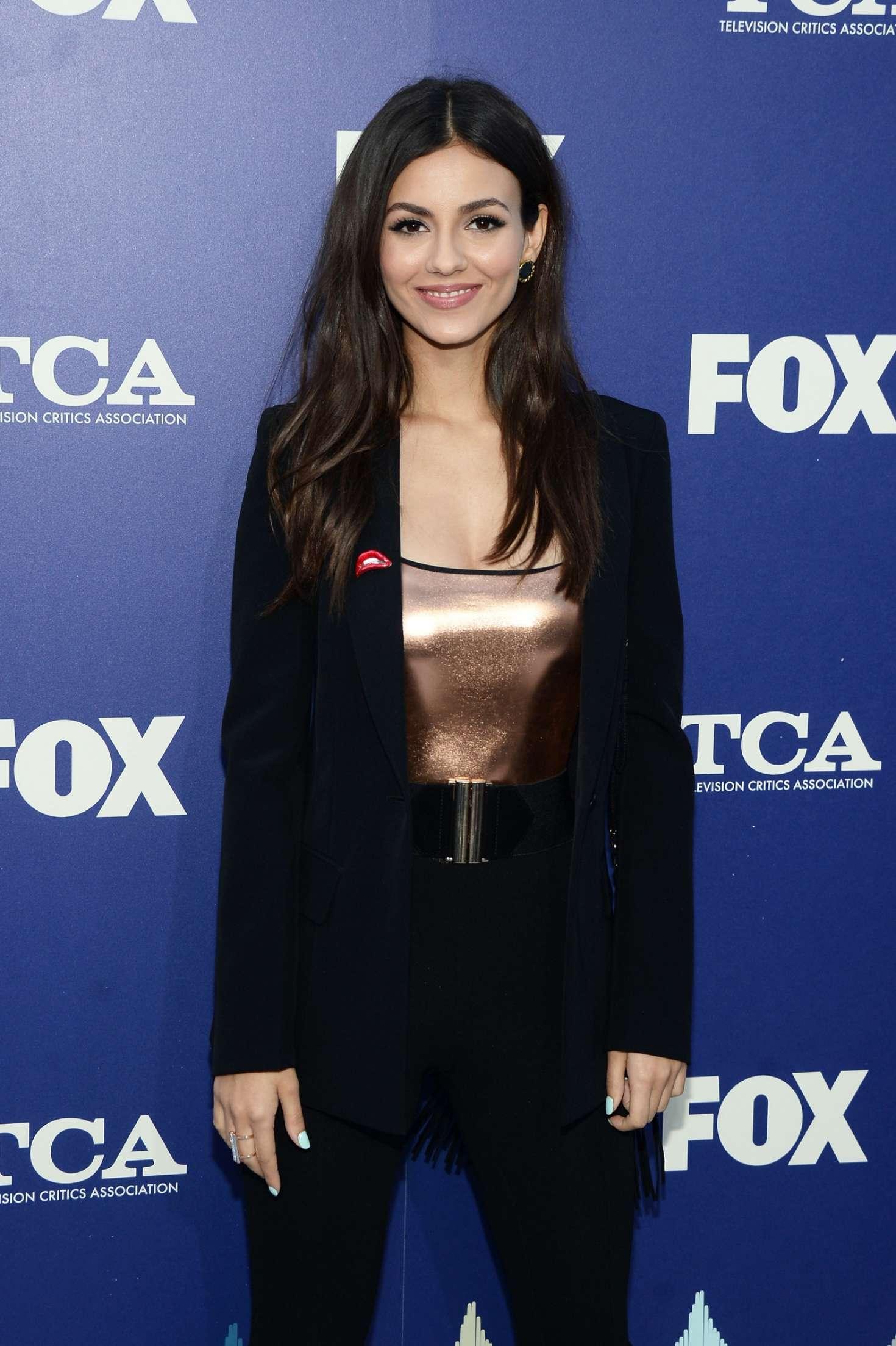 Victoria Justice 2016 : Victoria Justice: FOX 2016 Summer TCA All-Star Party -04