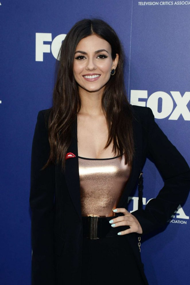 Victoria Justice - FOX 2016 Summer TCA All-Star Party in West Hollywood