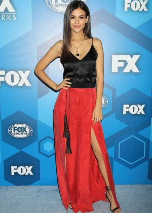 Victoria Justice - Fox Network 2016 Upfront Presentation in New York