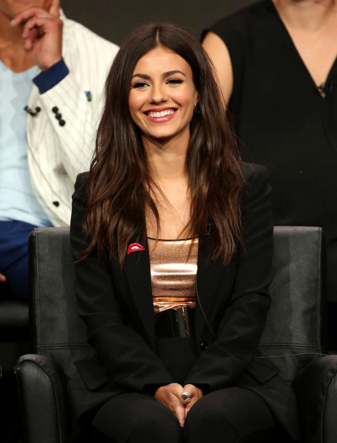 Victoria Justice - FOX 'The Rocky Horror Picture Show' Panels at 2016 TCA Summer Press Tour in LA