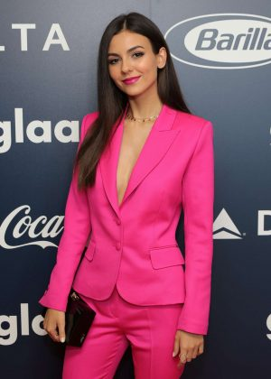 Victoria Justice - Inaugural GLAAD Rising Stars Luncheon in Beverly Hills