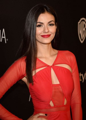 Victoria Justice - InStyle and Warner Bros 2016 Golden Globe Awards Post-Party in Beverly Hills
