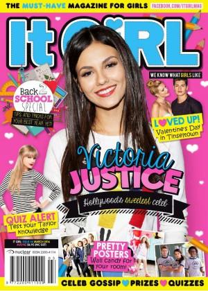 Victoria Justice - It GiRL Magazine (March 2016)
