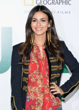 Victoria Justice - 'Jane' Premiere in Los Angeles