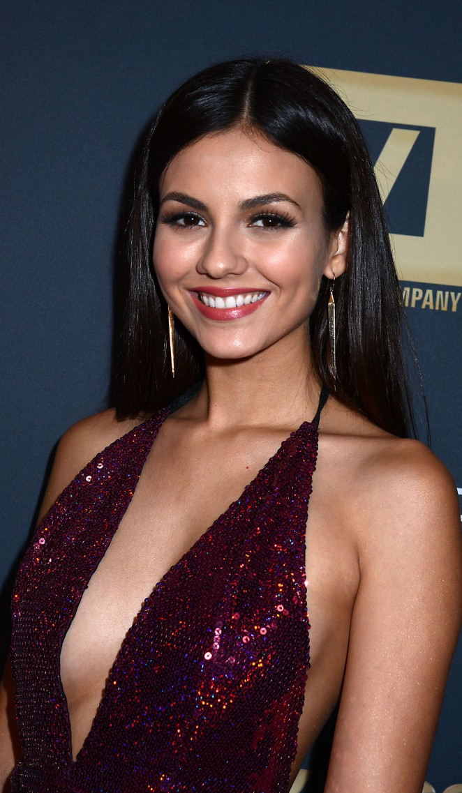 Victoria Justice - 'Jeremy Scott: The People's Designer' Premiere in NY