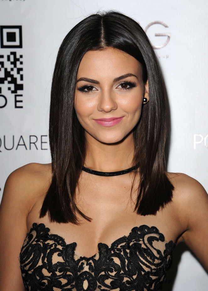 Victoria Justice - Kode Mag Spring Issue Release Party in LA