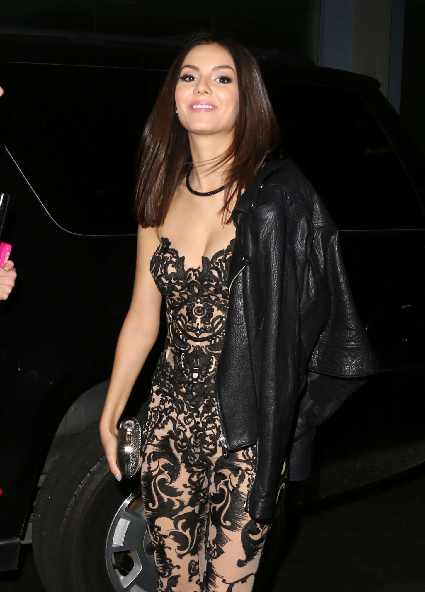 Victoria Justice Kode Mag Spring Issue Release Party 17