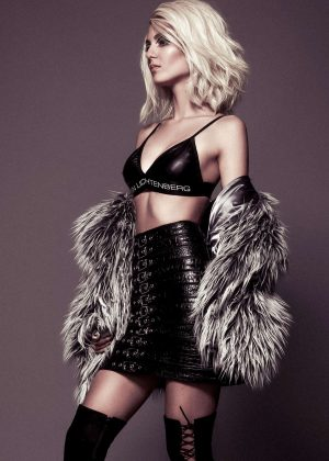 Victoria Justice - Kode Magazine (November2016)