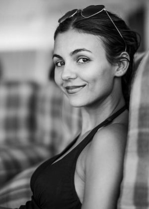 Victoria Justice - Lake Powell Trip Photoshoot (September 2016)