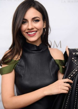 Victoria Justice - LMDM Grand Opening Party in New York City