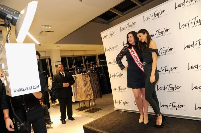 Victoria Justice: Lord & Taylor Stamford Grand Re-Opening -05