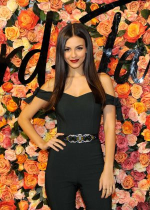 Victoria Justice - Lord & Taylor Stamford Grand Re-Opening in Stamford