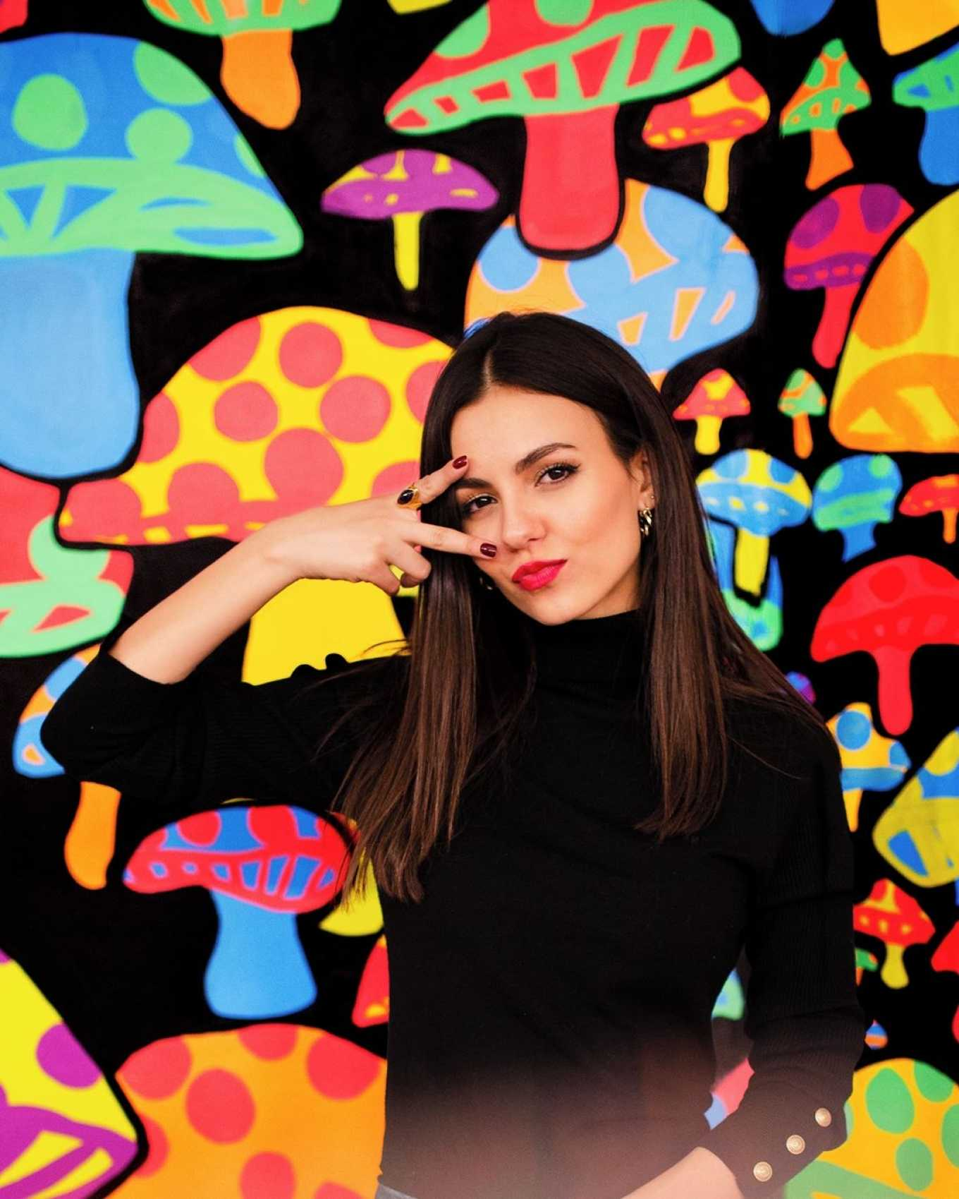 Victoria Justice 2020 : Victoria Justice – Mike Monaghan photoshoot in New York-05