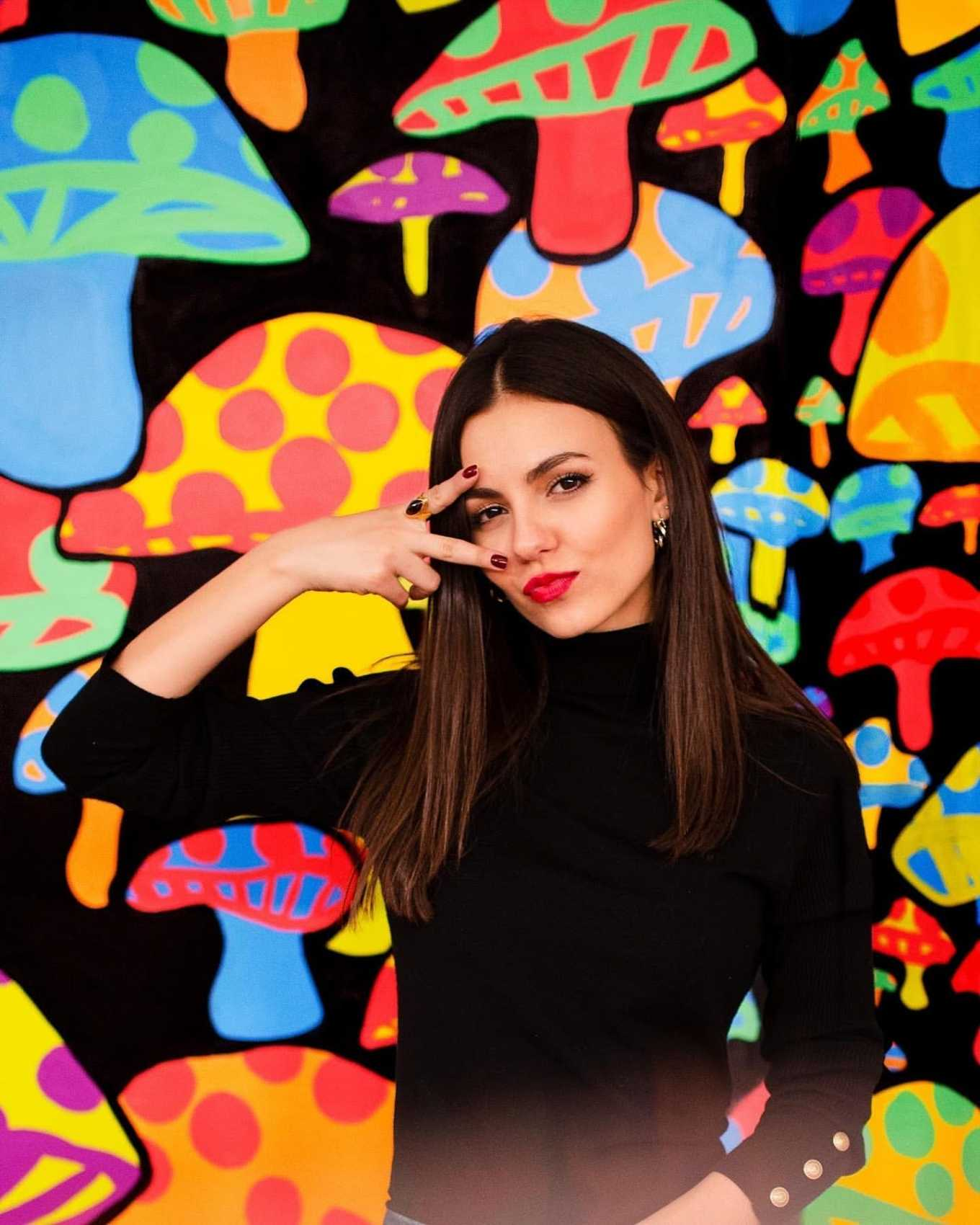 Victoria Justice 2020 : Victoria Justice – Mike Monaghan photoshoot in New York-06