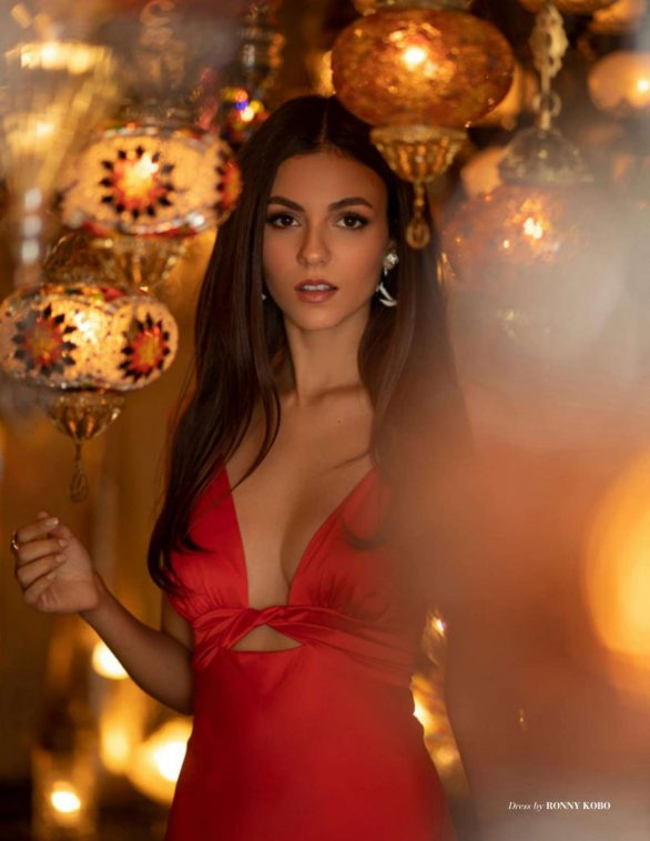 Victoria Justice - Modeliste Magazine (September 2019) adds