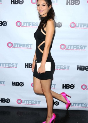 """Victoria Justice - """"Naomi and Ely's No Kiss List"""" Premiere in Los Angeles"""