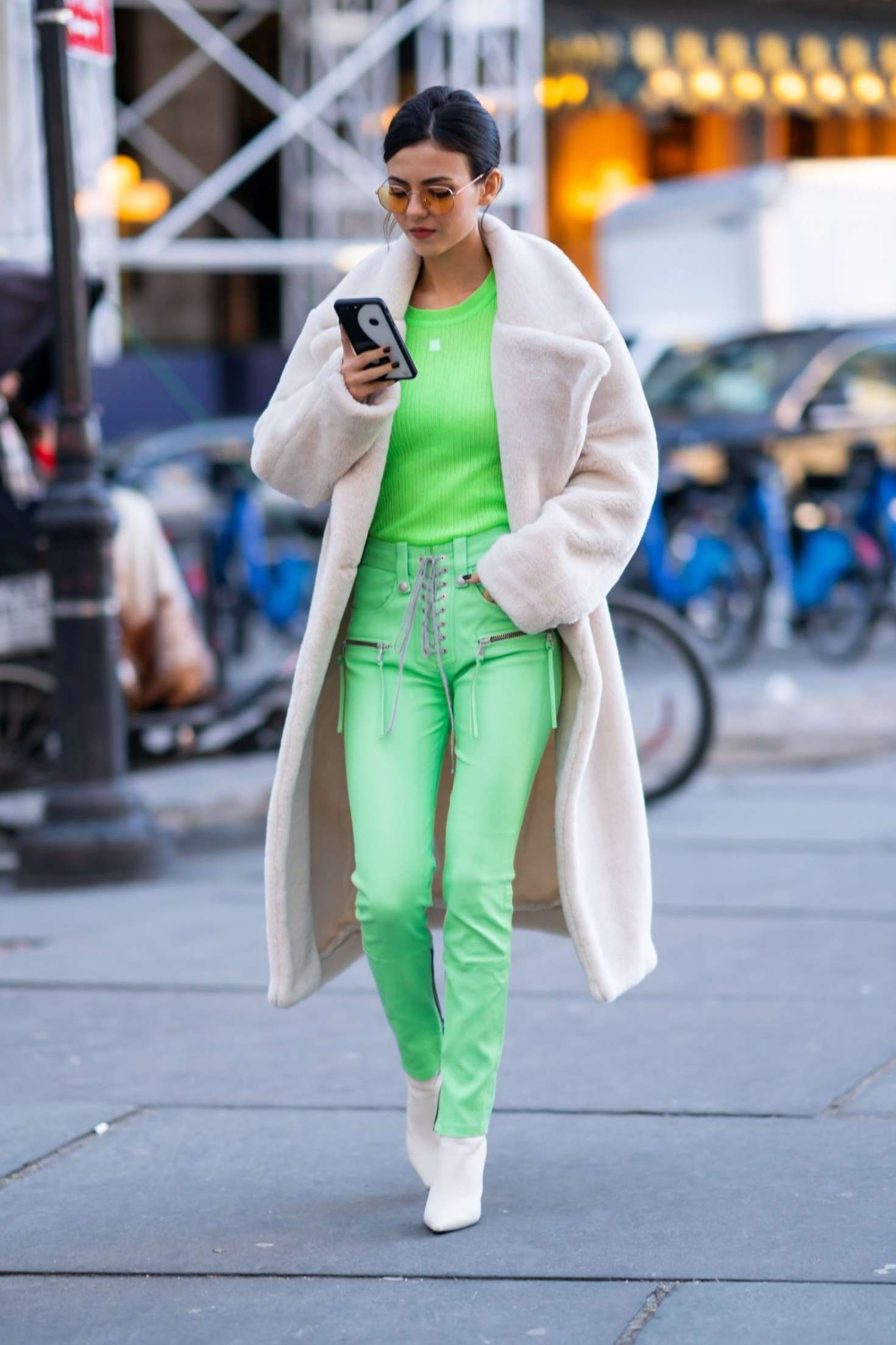 Victoria Justice 2019 : Victoria Justice: Out and about in NYC -08