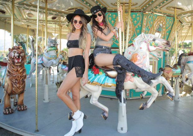 Victoria Justice 2019 : Victoria Justice: Revolve Party at Coachella -20