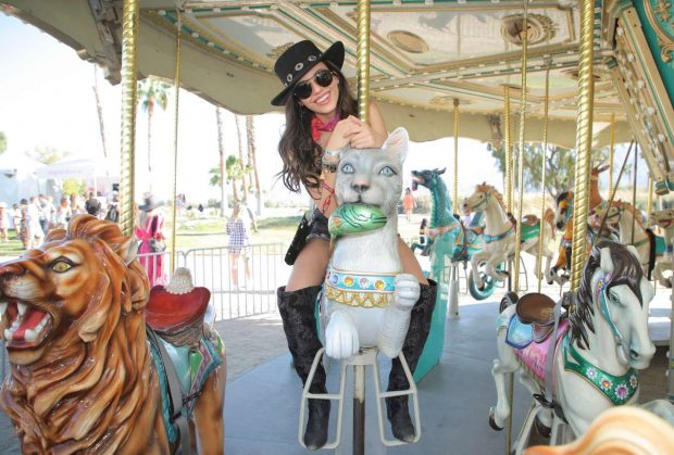 Victoria Justice 2019 : Victoria Justice: Revolve Party at Coachella -25