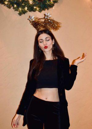 Victoria Justice - Social Media Pics