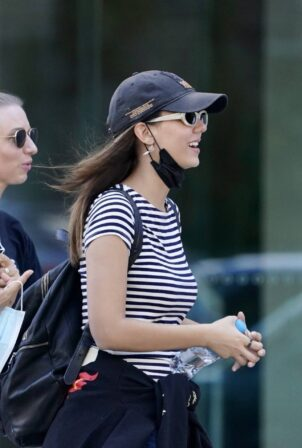 Victoria Justice - Spotted on the Gold Coast Victoria