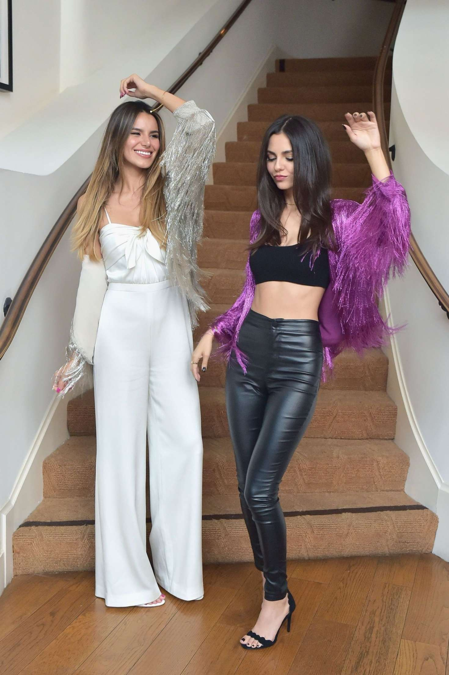 Victoria Justice 2019 : Victoria Justice: Spring 2019 Box of Style by Rachel Zoe Dinner -07