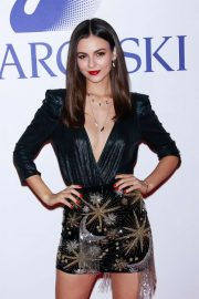 Victoria Justice - Swarovski's Naughty or Nice Holiday Celebration in New York