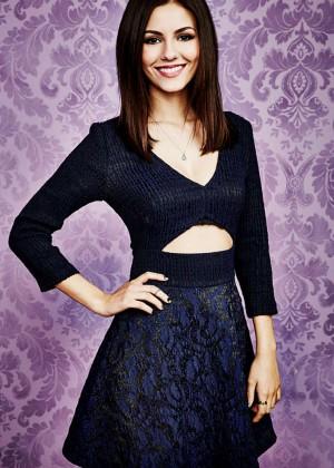 Victoria Justice - TCA Tour Portraits