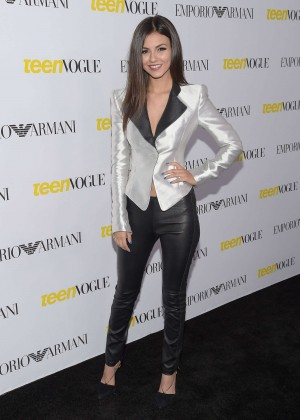 Victoria Justice - 2015 Teen Vogue Young Hollywood Party in LA