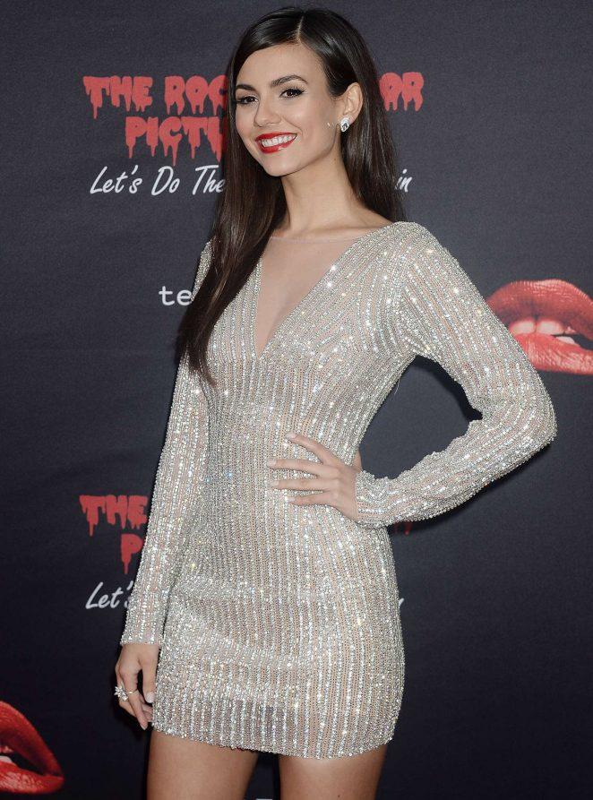 Victoria Justice - 'The Rocky Horror Picture Show: Let's Do the Time Warp Again' Premiere in LA