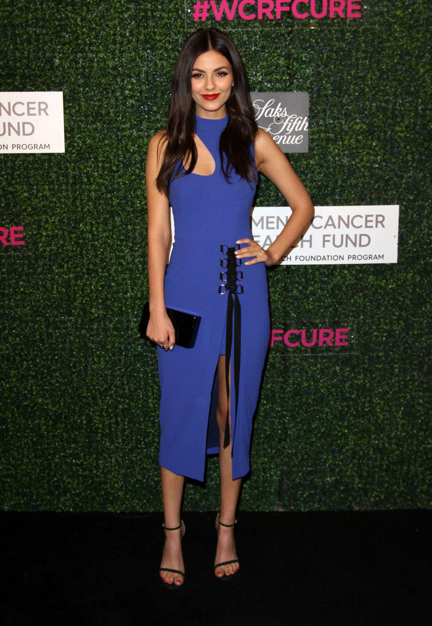 Victoria Justice 2017 : Victoria Justice: The Womens Cancer Research Fund hosts an Unforgettable Evening -05