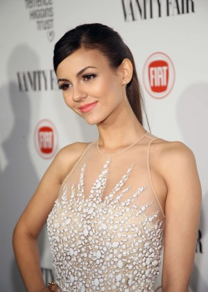 Victoria Justice - 2015 Vanity Fair and FIAT Celebration of Young Hollywood in LA