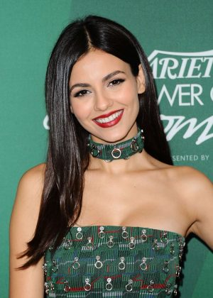 Victoria Justice - Variety's Power of Women Sponsored by Audi in Los Angeles