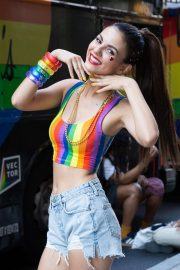 Victoria Justice - WorldPride NYC 2019 in New York City