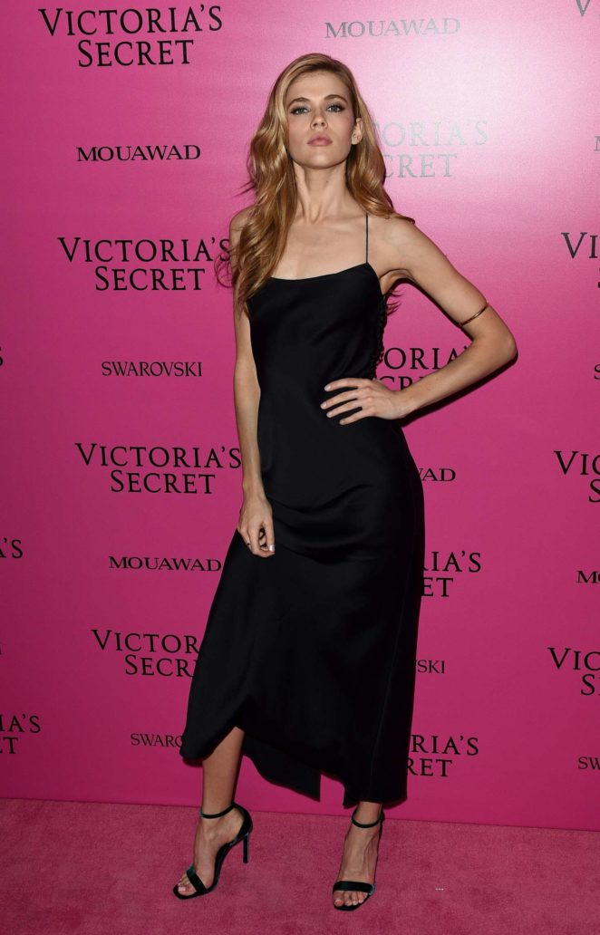 Victoria Lee - 2017 Victoria's Secret Fashion Show After Party in Shanghai