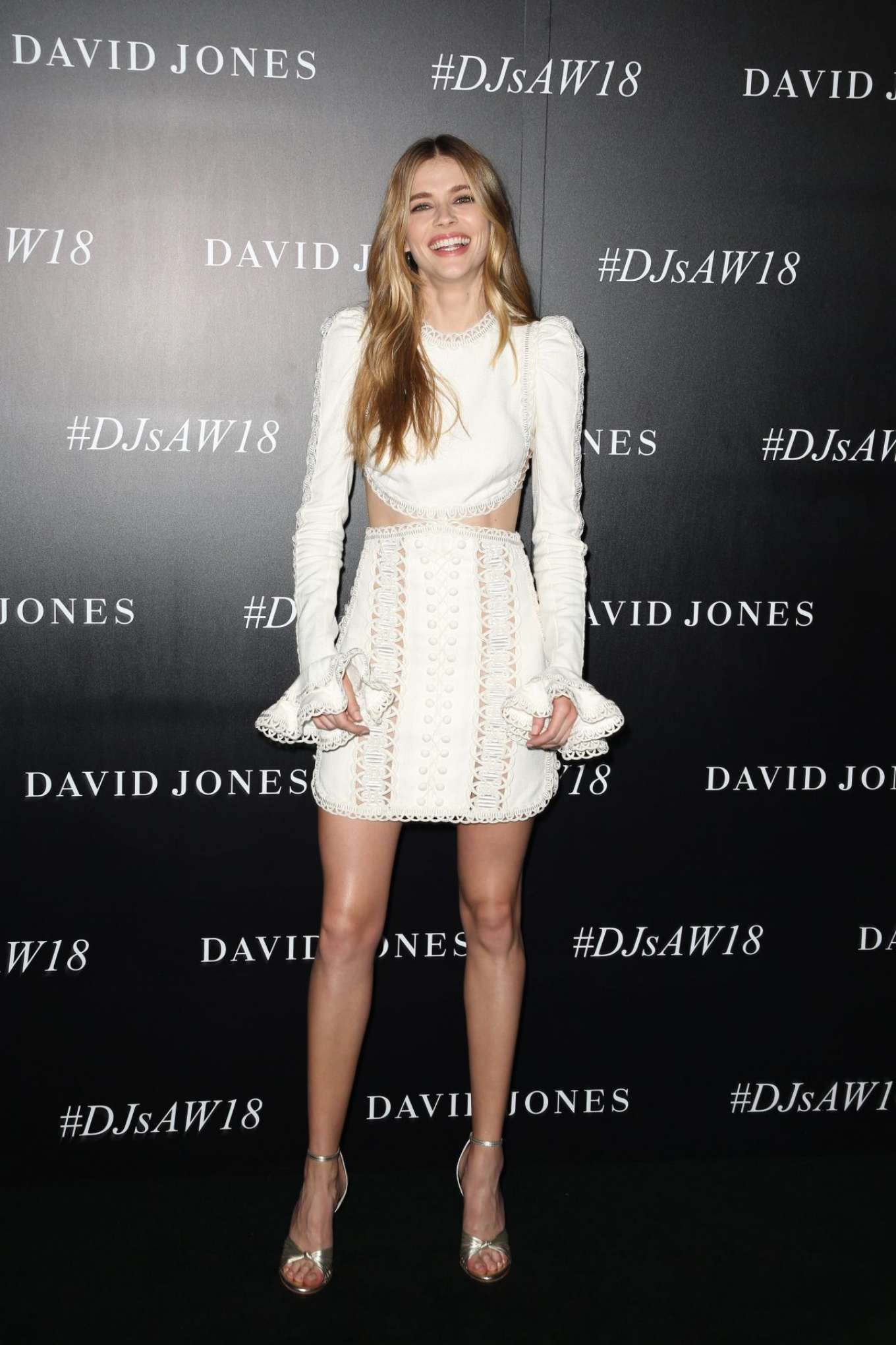Victoria Lee 2018 : Victoria Lee: David Jones AW 2018 Collections Launch Red Carpet -03