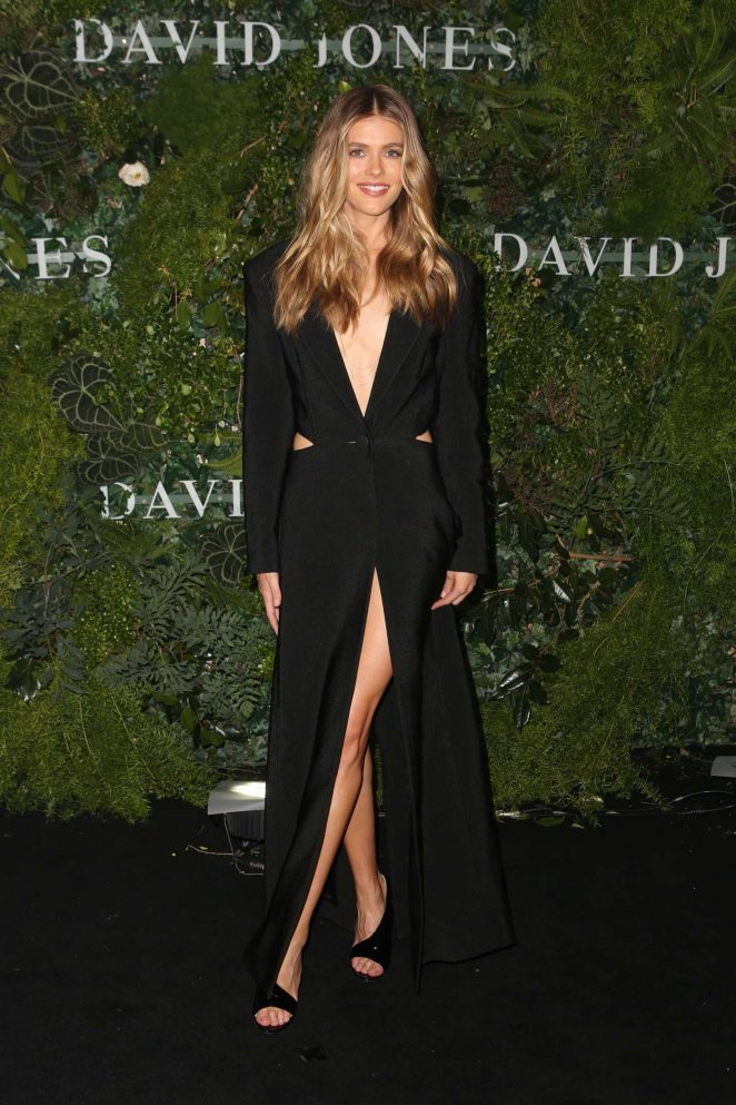 Victoria Lee - David Jones Spring Summer 2018 Fashion Show in Sydney