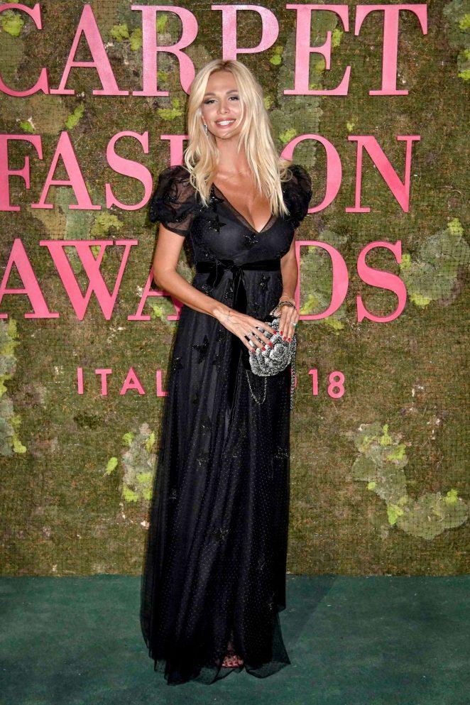 Victoria Lopyreva - Green Carpet Fashion Awards 2018 in Milan
