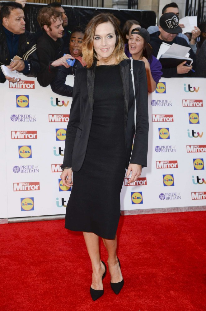 Victoria Pendleton - 2015 Pride of Britain Awards in London