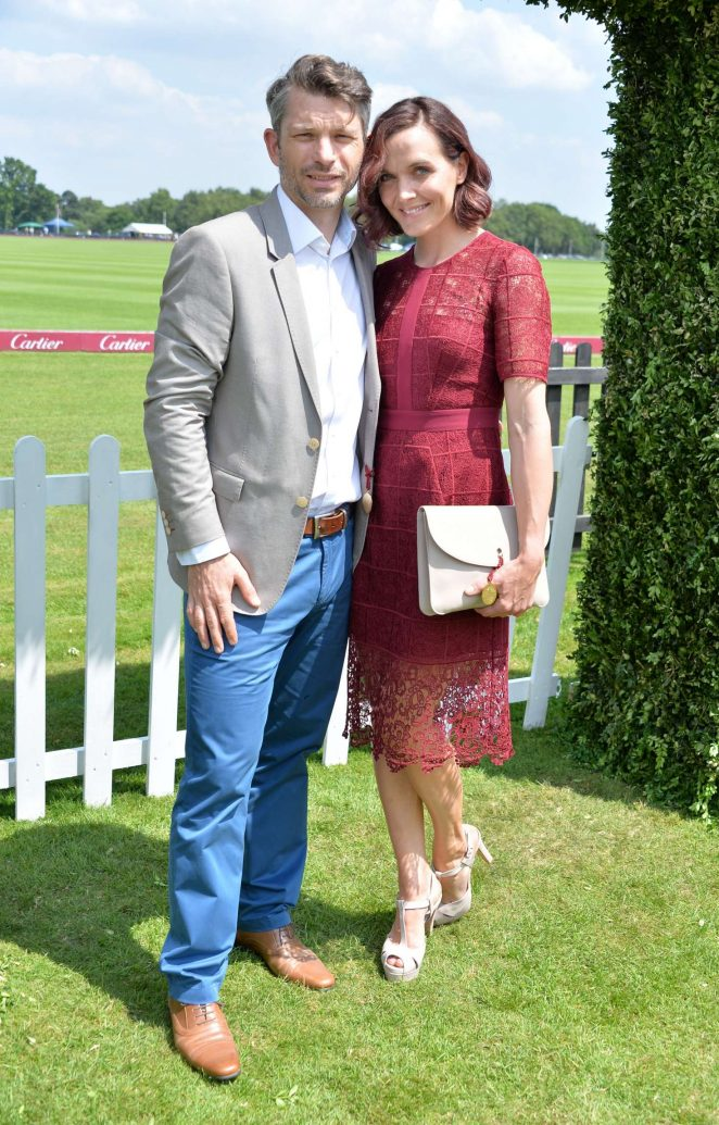 Victoria Pendleton: Cartier Queens Cup Polo Final -04
