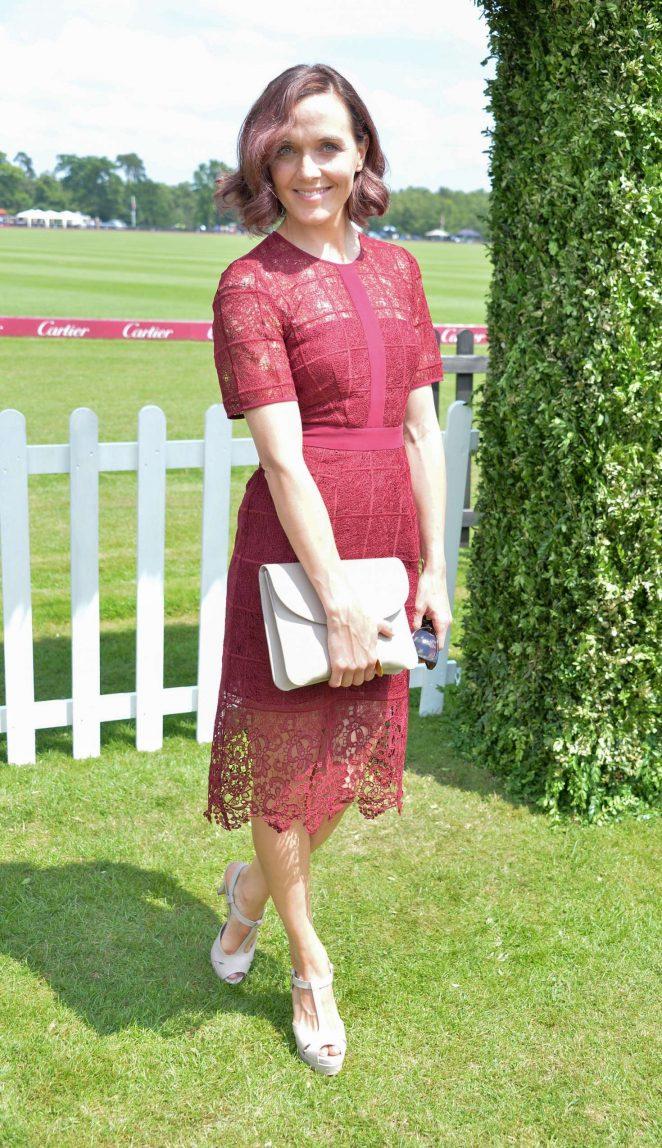 Victoria Pendleton: Cartier Queens Cup Polo Final -09