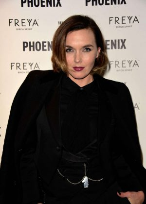 Victoria Pendleton - Wolf and Badger and Phoenix 'A Celebration of Independence' Party in London
