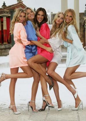 Victoria's Secret - All New Nody by Victoria Campaign Launch in Manhattan