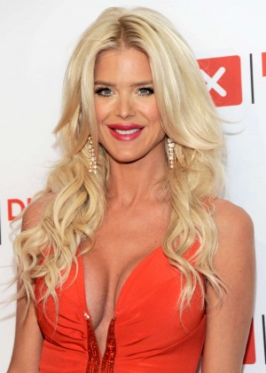 Victoria Silvstedt - 10th Annual Delete Blood Cancer DKMS Gala in New York