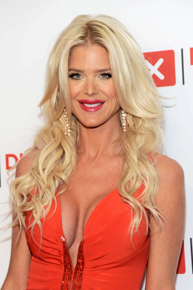 Victoria Silvstedt – 10th Annual Delete Blood Cancer DKMS Gala in New York