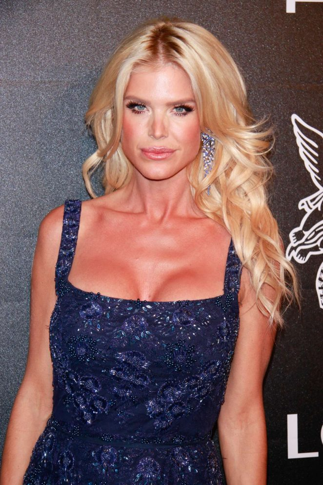 Victoria Silvstedt – 2018 Gabrielles Angel Foundation Hosts Angel Ball in NY