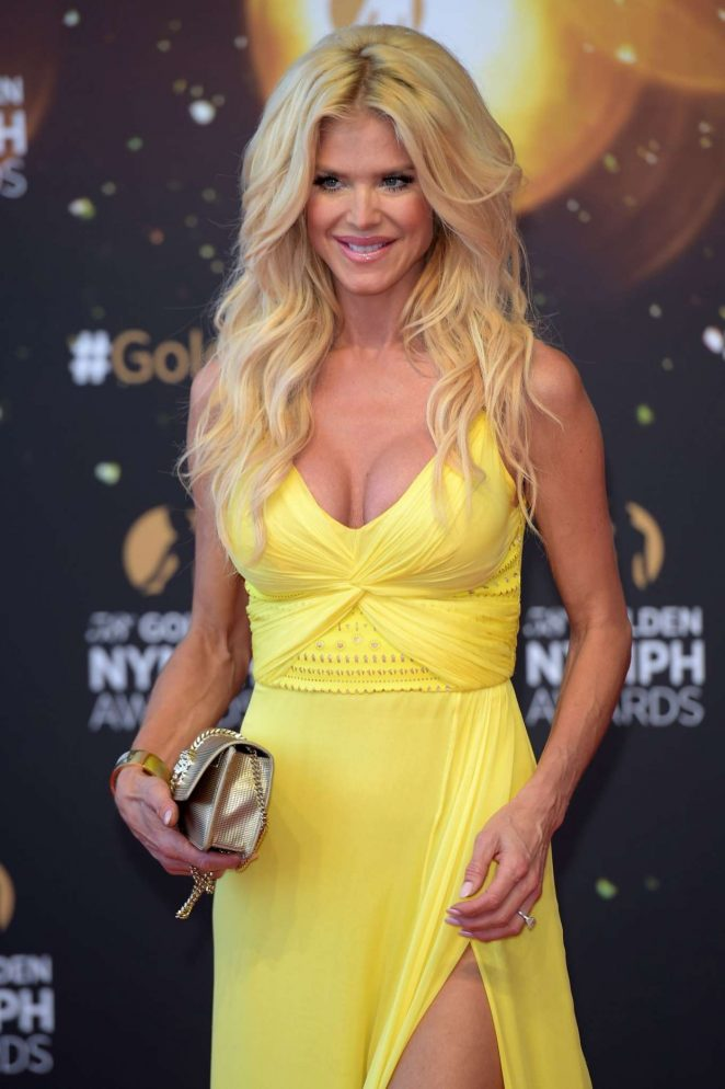 Victoria Silvstedt - 2018 Monte Carlo Television Festival Closing Ceremony