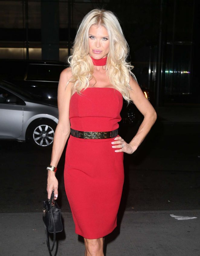 Victoria Silvstedt - 'American Pastoral' Screening in NY