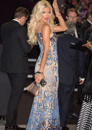 Victoria Silvstedt - Arrives at Chopard Party at 2016 Cannes Film Festival