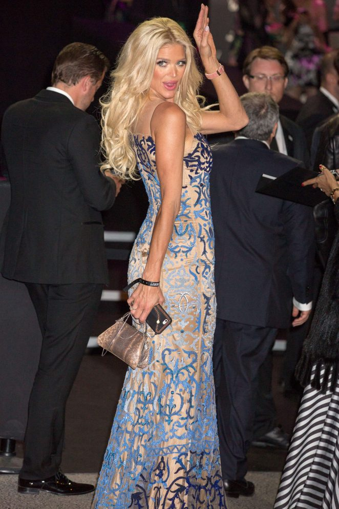 Victoria Silvstedt: Arrives at Chopard Party at 2016 Cannes Film Festival -01